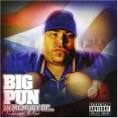 Big Pun (Big Punisher)/In Memory Of...Vol.1 [802061593329]