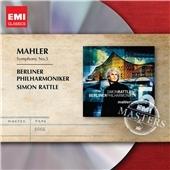 サイモン・ラトル/Mahler: Symphony No.5[CDMW0851922]