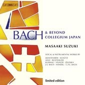 Bach and Beyond<完全限定生産>