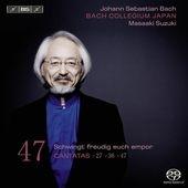 J.S.Bach: Cantatas Vol.47 - No.36, No.47, No.27