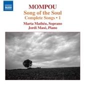 マルタ・マテウ/Mompou: Songs of the Soul - Complete Songs Vol.1[8573099]