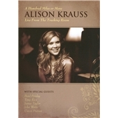 Alison Krauss/A Hundred Miles More : Live From The Tracking Room (EU) [6106259]