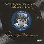 グレン・グールド/J.S.Bach: Keyboard Concerto No.1, Partita No.5 &6[8112049]