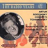 Rodzinsky conducts Tchaikovsky