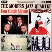 The Modern Jazz Quartet/Four Classic Albums[AMSC945]