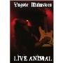 Yngwie Malmsteen/Live Animal [RFRDVVIS01]