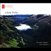 ロンドン・コンコルド・アンサンブル/L.Thuille: Chamber Music [CHRCD001]