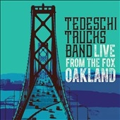 Live From The Fox Oakland [2CD+Blu-ray Disc]