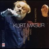 クルト・マズア/The Maestro [0300221BC]
