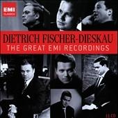ディートリヒ・フィッシャー=ディースカウ/Dietrich Fischer-Dieskau - The Great EMI Recordings [CZS4563522]
