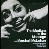 Marshall McLuhan/The Medium Is The Massage [FDW7711]