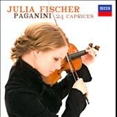 ユリア・フィッシャー/Paganini: 24 Caprices Op.1 [4782274]
