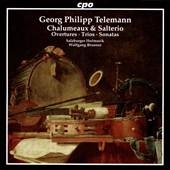 Telemann: Chalumeaux & Salterio