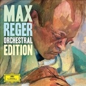 マックス・レーガー: 管弦楽作品集