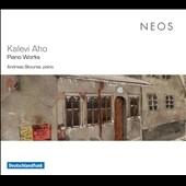 Kalevi Aho: Piano Works