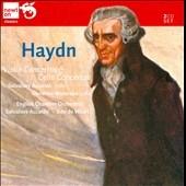 サルヴァトーレ・アッカルド/Haydn: Violin & Cello Concertos [8802017]