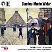 マーティン・ロスコー/Widor: Piano Concertos No.1, No.2, etc [CDLX7275]
