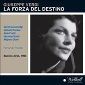 フェルナンド・プレヴィターリ/Verdi: La Forza del Destino [WLCD0310]