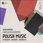 Polish Music - Mlynarski, Weinberg, Penderecki
