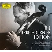 The Pierre Fournier Edition - Complete Recordings on DG, Decca & Philips<限定盤>