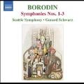 Borodin: Symphonies No.1-No.3
