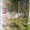An Anthology of Finnish Piano Music Vol.5 - Composer-Pianists
