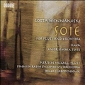 Lotta Wennakoski: Soie for Flute and Orchestra, Hava, Amor Omnia Suite