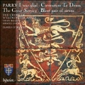 H.Parry: I was glad, Coronation Te Deum, The Great Service, Blest pair of sirens