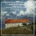 Lars-Erik Larsson: Symphony No.2, Variations Op.50, Barococo Suite Op.64