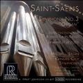 """Saint-Saens: Symphony No.3 """"Organ"""", Introduction and Rondo Capriccioso, La Muse et le Poete [HDCD]"""