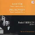 "Bartok: Piano Concerto No.1; Prokofiev: Piano Concerto No.4 ""For The Left Hand"" / R.Serkin, G.Szell, Columbia SO, E.Ormandy, Philadelphia Orchestra"