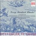 Handel: Dettinger Te Deum / Koch, Leib, Berlin Radio SO