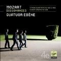 Mozart: Dissonances - String Quartets K.421, Divertimento K.138, etc