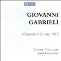 Giovanni Gabrieli: Canzoni et Sonate, 1615