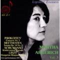 Martha Argerich Vol.3 - Prokofiev, Beethoven, Schumann, Liszt