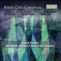 British Cello Concertos - John Joubert, Robert Simpson, Christopher Wright