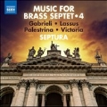 Music for Brass Septet Vol.4 - Gabrieli, Lassus, Palestrina, Victoria