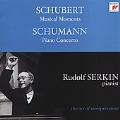 Schubert: Moments Musicaux D780; Schumann: Piano Concerto; Konzertstueck: R.Serkin, E.Ormandty, Philadelphia Orchestra