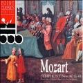 Mozart: Symphonies no 40 & 41 / Edlinger, Mozart Festival