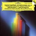 Saint-Saens : Symphony No.3; Messian: L'Ascension / Myung-Whun Chung(cond), Orchestre de l'Opera Bastille