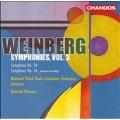 WEINBERG:SYMPHONIES VOL.3:NO.16 OP.131/NO.14 OP.117:GABRIEL CHMURA(cond)/POLISH NATIONAL RADIO SYMPHONY ORCHESTRA