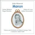 Massenet: Manon / Wolff, Micheau, de Luca, Bourdin, et al
