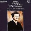 Strauss: Symphony in d, etc / Schermerhorn, Hong Kong PO