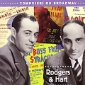 COMPOSERS ON BROADWAY -RODGERS & HART