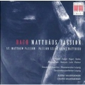 .S.BACH:ST MATTHEW PASSION:R.MAUERSBERGER(cond)/LGO/ETC