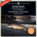 Schubert: Trout Quintet, etc / Curzon, Vienna Octet, et al