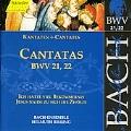 Bach: Cantatas Nos 21-22