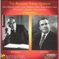 The Budapest String Quartet Plays Hindemith, Brahms, Shostakovich