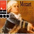 Mozart: Symphony no 28, Concerto for Violin no 4, etc
