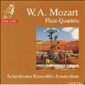 Mozart: Flute Quartets / Schoenbrunn Ensemble Amsterdam